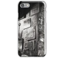 The Night Draws On, The Air Grows Thick iPhone Case/Skin