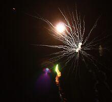 Fireworks. by Rhys Davis