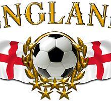 Soccer Flags England Sticker by ukedward