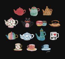 Tea Time Baby Tee