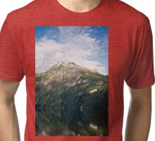 Fuming mountain Tri-blend T-Shirt