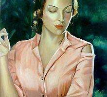 A Lady by Jo-anne Corteza