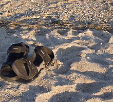 No Problems On The Beach by Tom Gotzy