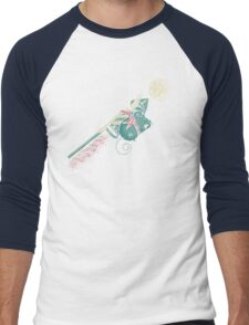 The Cheese Cracker Men's Baseball ¾ T-Shirt