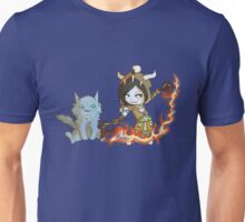 Chibi Enhancement Shaman Unisex T-Shirt