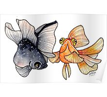 Goldfishes Poster