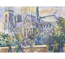 """""""Cathedral"""" Photographic Print"""