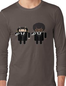 """Say """"Droid"""" one more time... Long Sleeve T-Shirt"""