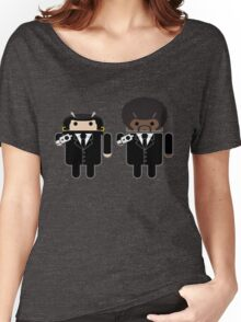 "Say ""Droid"" one more time... Women's Relaxed Fit T-Shirt"