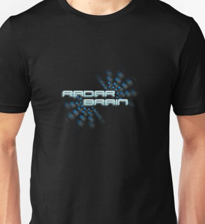 Radar Brain - DreddArt Designs Unisex T-Shirt