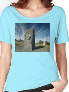 Key Hole Sculpture @ Sculpture Park, Barossa Valley Women's Relaxed Fit T-Shirt