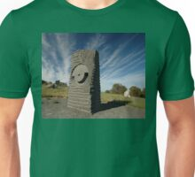 Key Hole Sculpture @ Sculpture Park, Barossa Valley Unisex T-Shirt