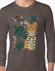 Ocelot Cub Long Sleeve T-Shirt