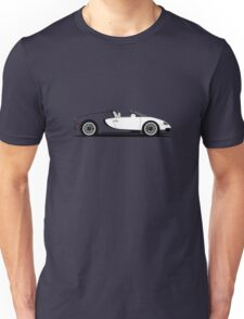 2010 Bugatti Veyron 16.4 Grand Sport Royal Dark Blue Unisex T-Shirt