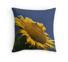 A Very Busy Morning Throw Pillow