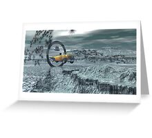 Appolonia Stargate Police2 Hot Pursuit Greeting Card