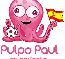 Pulpo Paul (Soccer Octopus) Sticker by ukedward