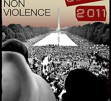 INTERNATIONAL DAY OF THE NON-VIOLENCE by Yago