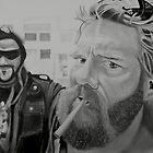 Bam & Ryan by Smogmonkey