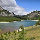Breathtaking Kananaskis River by Teresa Zieba