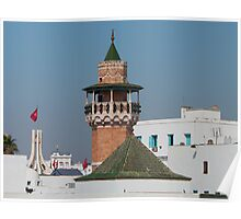 Sidi Youssef Mosque Poster