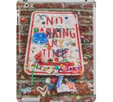 No Sticking Any Time iPad Case/Skin
