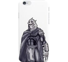 The Shredder iPhone Case/Skin