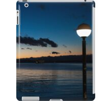 Twilight Harbor iPad Case/Skin