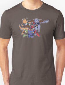Pokemon Ginyu Force! T-Shirt