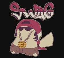 Swagachu Pikaswag Thugachu One Piece - Long Sleeve