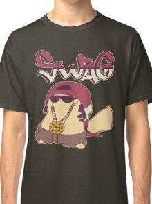 Swagachu Pikaswag Thugachu Classic T-Shirt