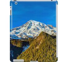 Mt Rainier HDR iPad Case/Skin