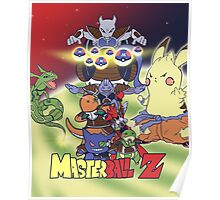Masterball Z Poster