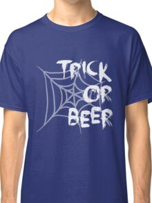 Trick or Beer Classic T-Shirt