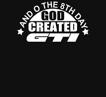 And On The 8th Day God Created GTI Sports car Funny Joke Hoodie