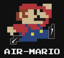 Air-Mario by chasehatch