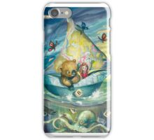 Lost for words iPhone Case/Skin