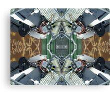 computer bits Canvas Print