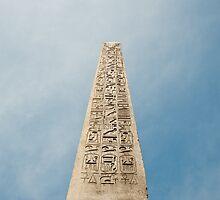 Paris obelisk by Jaime Pharr