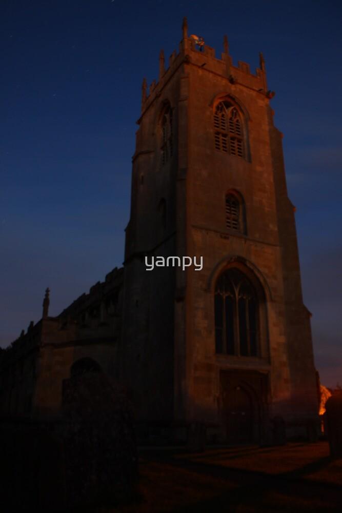 Winchcombe church by yampy