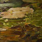Autumn Pond by olga zamora