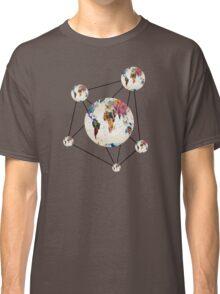 map  Classic T-Shirt