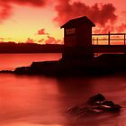Dusk at  Watsons Bay, Sydney, Australia by maysun
