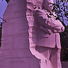 A stone of hope - Dr. Martin Luther King, Jr. by michael6076