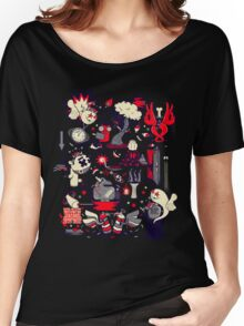 From The Womb To The Tomb Women's Relaxed Fit T-Shirt