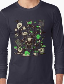 Capers, Schemes, Plans, & Scams Long Sleeve T-Shirt
