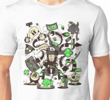 Capers, Schemes, Plans, & Scams Unisex T-Shirt