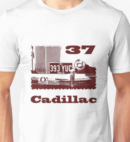 1937 Cadillac Unisex T-Shirt