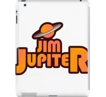 Jim Jupiter iPad Case/Skin