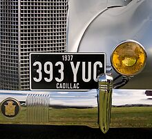 1937 Cadillac by Peter Vines